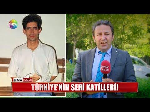 Türkiye'nin Seri Katilleri!