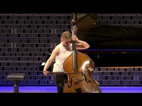 Teppo Hauta-Aho: Kadenza - Venla Lahti, Double Bass