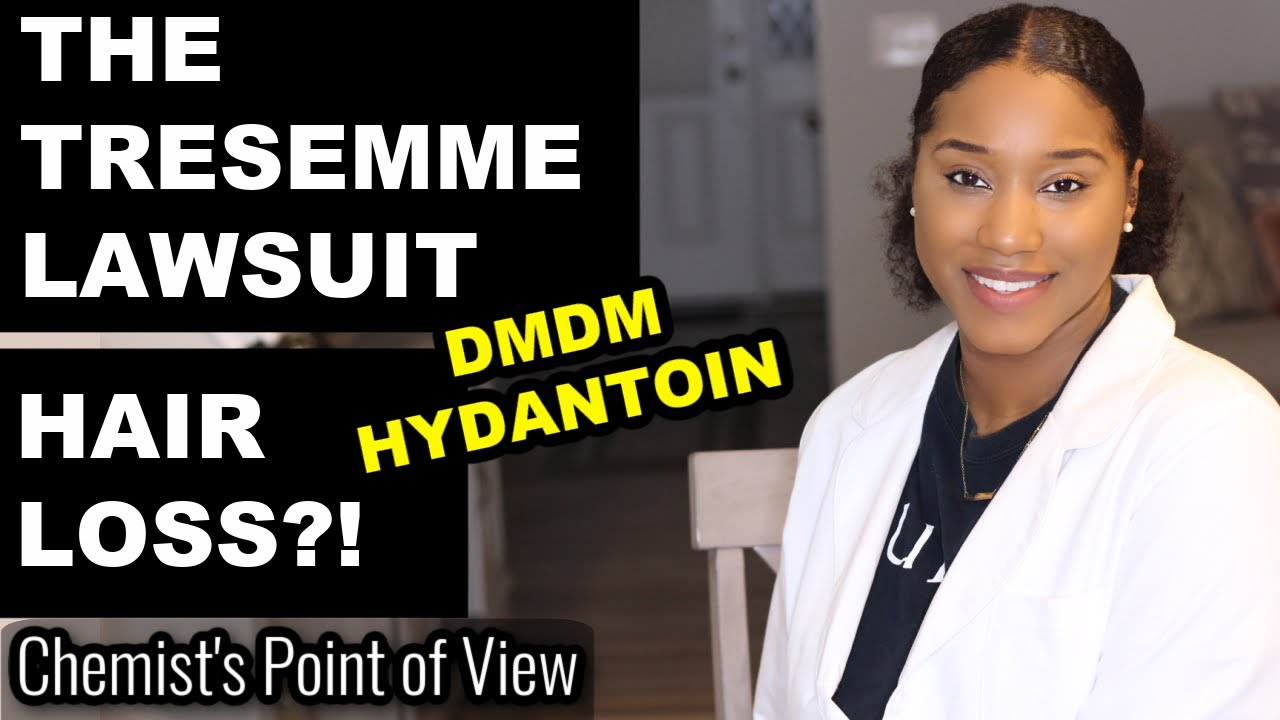 The TRESemme Lawsuit: A Cosmetic Chemist Perspective on DMDM Hydantoin!