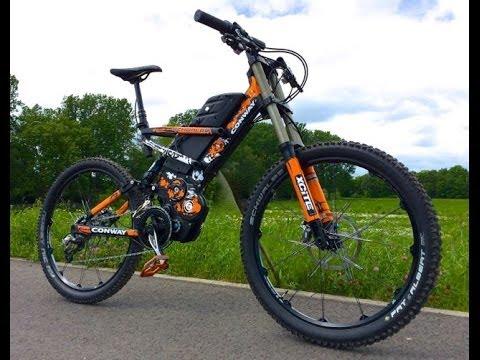 conway e rider extreme e bike beschleunigung auf 59. Black Bedroom Furniture Sets. Home Design Ideas