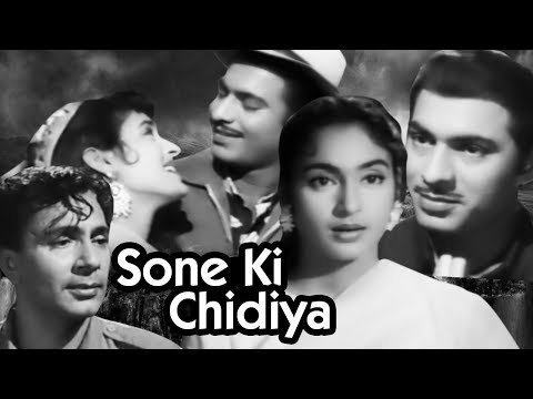 Sone Ki Chidiya | Full Movie | सोने की चिड़िया | Nutan | Balraj Sahni | Old Classic Hindi Movie