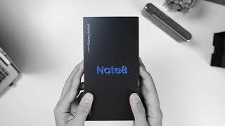 Unboxing Samsung Galaxy Note 8 - Rp 13 Juta Dapat Apa Aja?