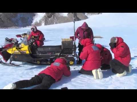 Интересное о погоде: загадки Антарктиды