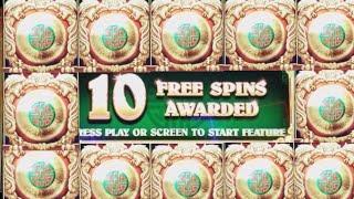 ★DA JI DA LI ★ SLOT MACHINE  BONUSES WON ! Live Slot Play at MORONGO CASINO