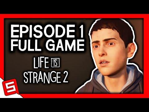 LIFE IS STRANGE 2 Episode 1 FULL Gameplay | Life is Strange 2 Episode 1 Full GAMEPLAY Walkthrough thumbnail