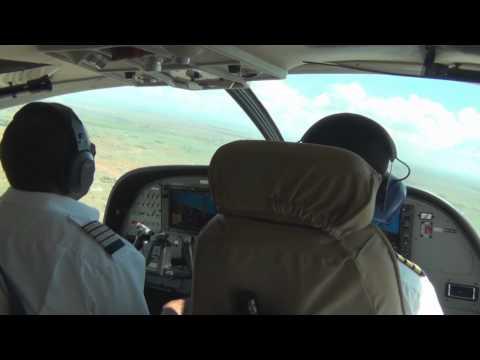 Nairobi Wilson Airport - departure Cessna 208B Grand Caravan