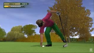 Tiger Woods PGA Tour 06 PS2 Gameplay HD