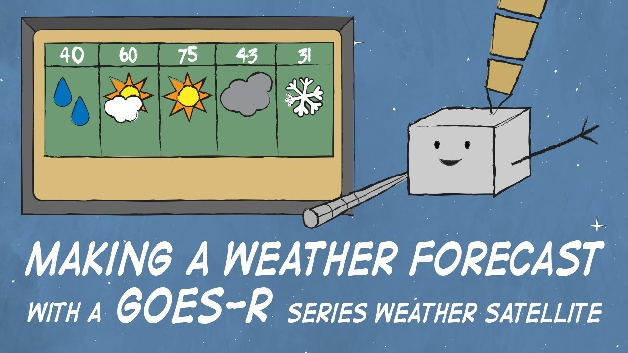 Download Making a Weather Forecast with a GOES-R Series Weather Satellite