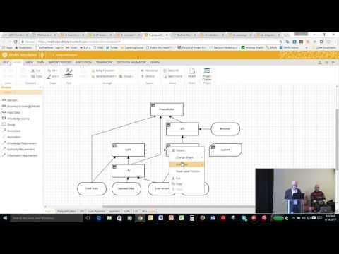 bpmNEXT 2017: An Executable DMN Solution for Business Users, Bruce Silver, Edson Tirelli
