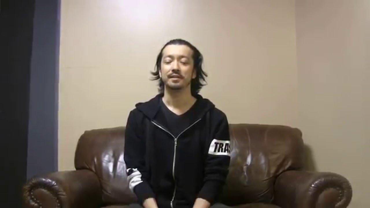 迷迷音】金子統昭(RIZE) 2016新...