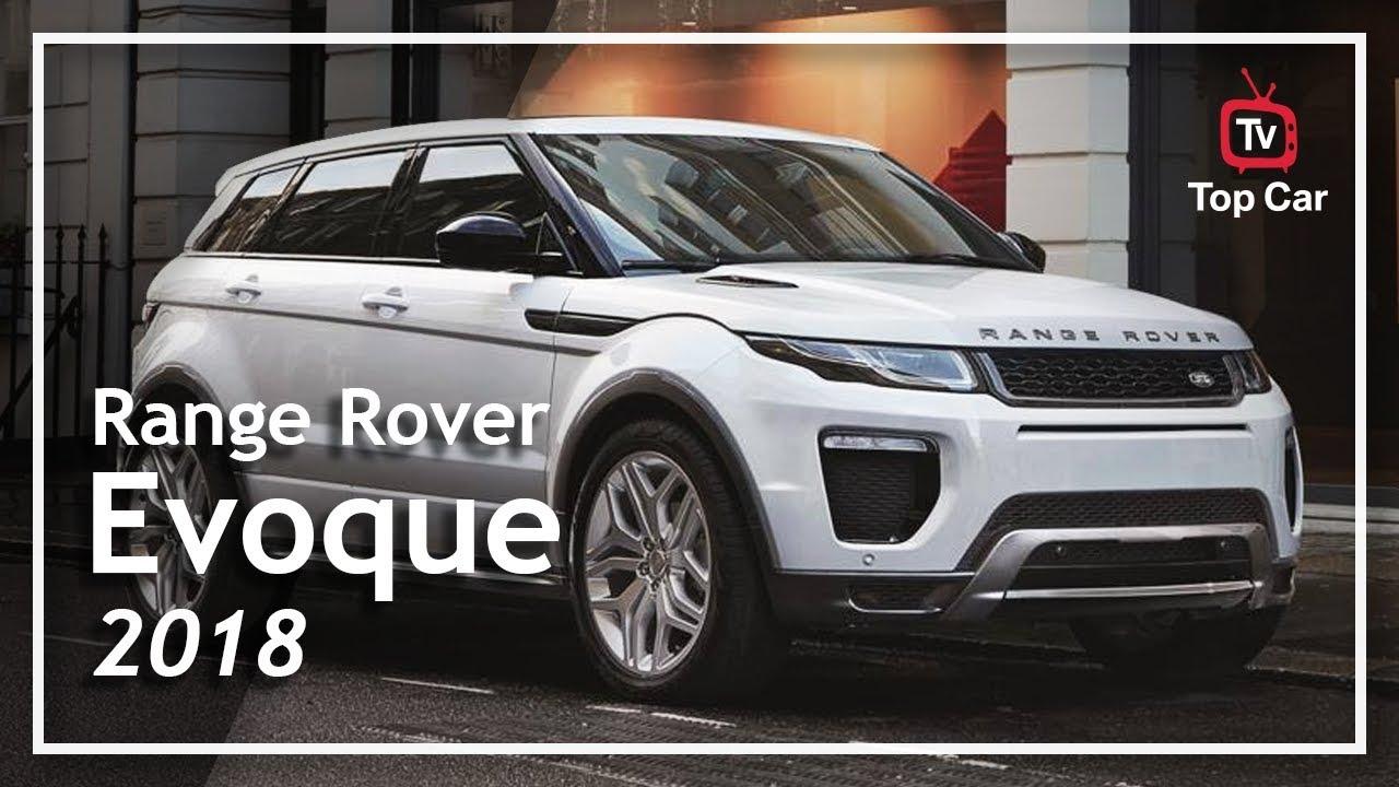 range rover evoque 2018 avalia o completa youtube. Black Bedroom Furniture Sets. Home Design Ideas