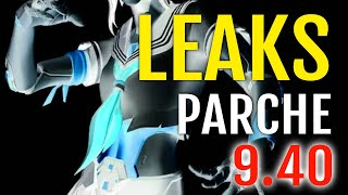 LEAKS PARCHE 9.4: SKINS AND NEW FORTNITE COSMETICS