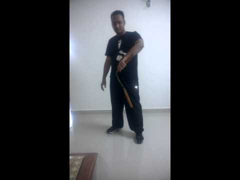 Use Nunchaku: protect babies, cute dogs, cats and others free :-) Exercise