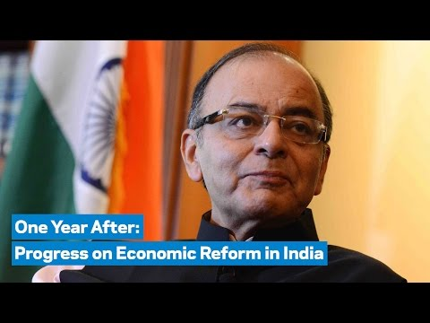 One Year After: Progress on Economic Reform in India Mp3
