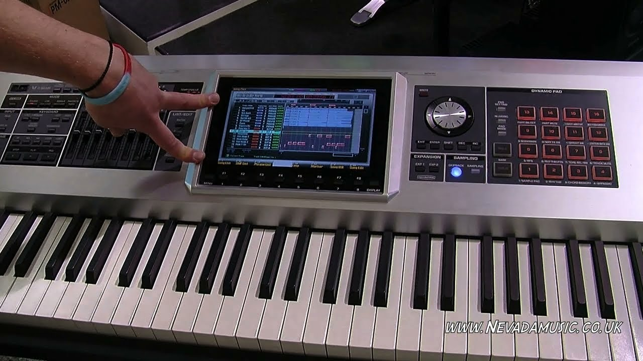 Keyboard Piano Workstation : roland fantom g8 workstation keyboard demo pmt youtube ~ Vivirlamusica.com Haus und Dekorationen