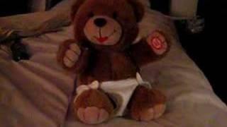 It's potty time bear
