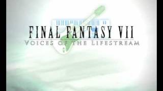 FF7 Voices of the Lifestream 1-11: Lunatic Moon (Red XIII