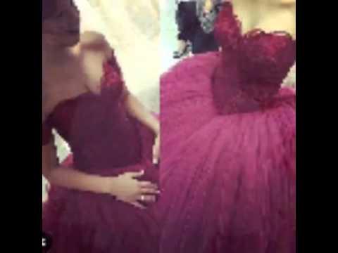 8636ea676abc Gli abiti da sposa più belli al mondo❤ 2 - YouTube