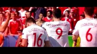 POLSKA NA EURO 2016 NIESAMOWITE SCENY! WSPOMNIENIA ! POLAND IN EURO 2016