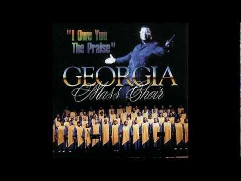 Georgia Mass Choir - Jordan River