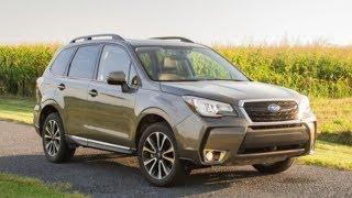 Subaru Forester 2018 Car Review