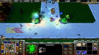 005 warcraft 3 frozen throne green td 1 4с