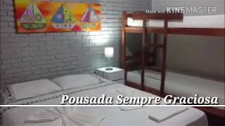 Pousada Sempre Graciosa - Apartamento Nº 01  -  Praia Do Francês, Alagoas