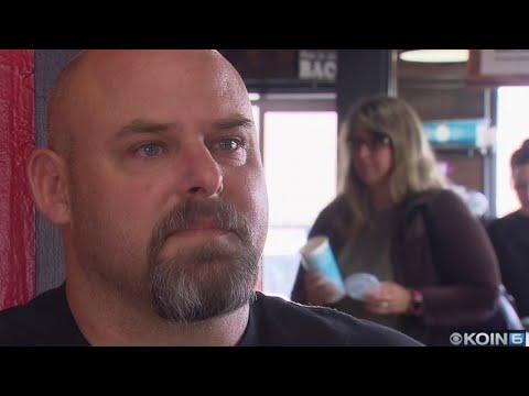 The Morning Rush - Strangers Help Veteran Rebuild Restuarant After Fire