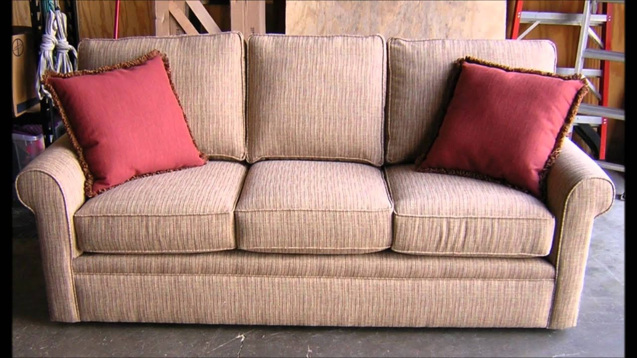 Rowe Furniture Dalton Sofa Couch at Barnett Furniture