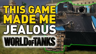 Gambar cover This Game Made Me JEALOUS in World of Tanks!