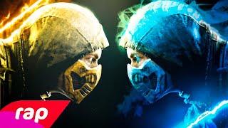 Rap do Scorpion e Sub-Zero (Mortal Kombat) - RIVAIS   NERD HITS