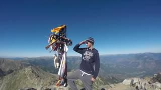 Randonnée au Pic du Canigou. 15 et 16 Juillet 2016