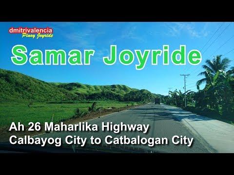 Pinoy Joyride - AH26 Samar/Calbayog to Catbalogan Joyride