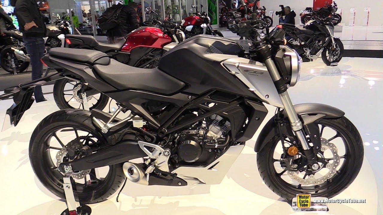 honda cbr neo sports cafe walkaround  eicma milan motorcycle exhibition youtube