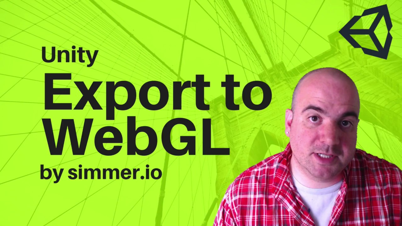 Export Unity Games to WebGL and Upload them to the Web