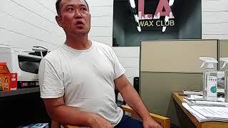 더카원 대표가 말하는 손세차장 노하우
