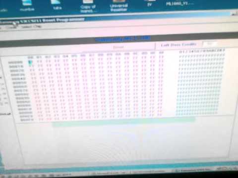 Samsung MLT & CLP Chip Reset Device