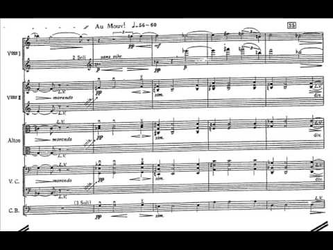 Toru Takemitsu [1930-1996] - Requiem for String Orchestra [1957]