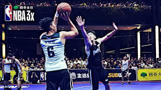 攝影團隊作品:國泰NBA 3X活動宣傳影片