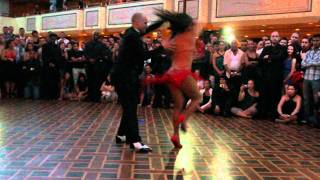 Amazing All Stars Salsa performance @ NY Salsa Congress 2011
