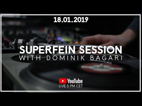 Dominik Bagari - SUPERFEIN Sessions 18012019