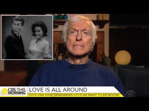 Dick Van Dyke Remembers TV Wife And Friend Mary Tyler Moore