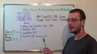 M6040-419 – ibm exam surepos 500 test ...