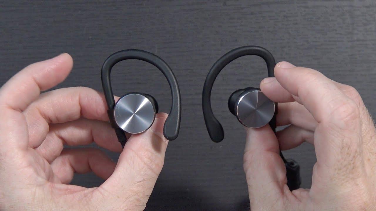 Ultra Flexible Bluetooth Sport Earbuds Coulax Cx 06 Youtube Fleksibel Earphone Ipad Air 2