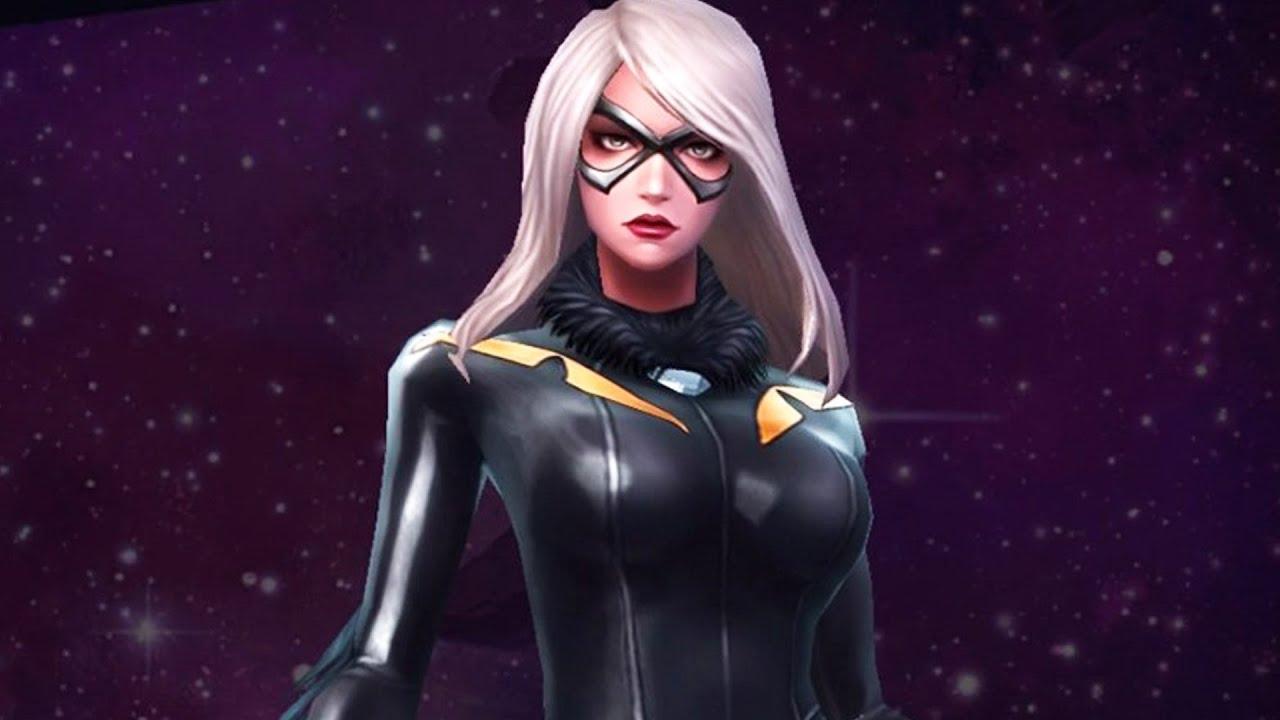 Marvel Black Cat Free  Marvel