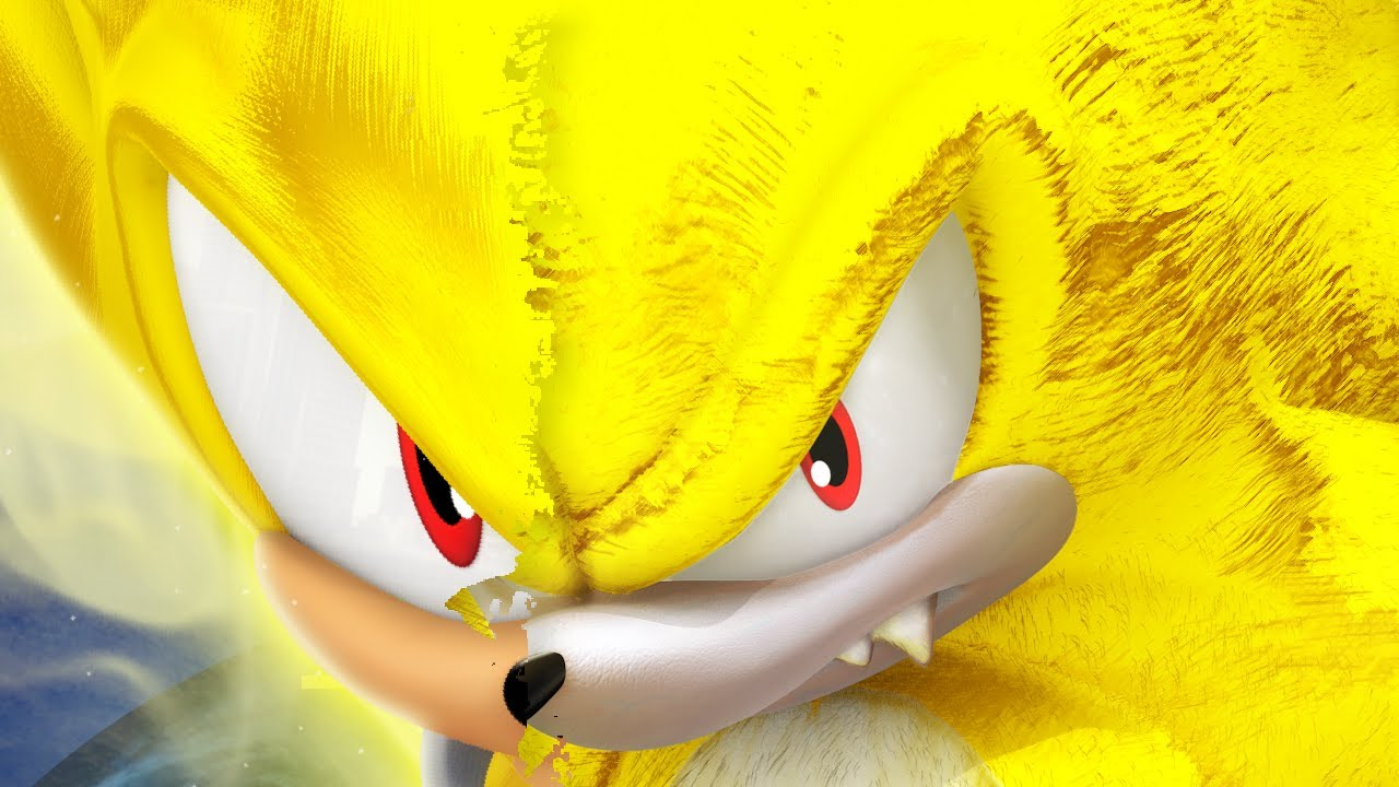 Sonic Unleashed Super Sonic Mod Youtube