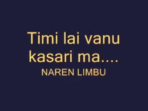 Malai Vanna Aaudaina-Naren Limbu (Covered)