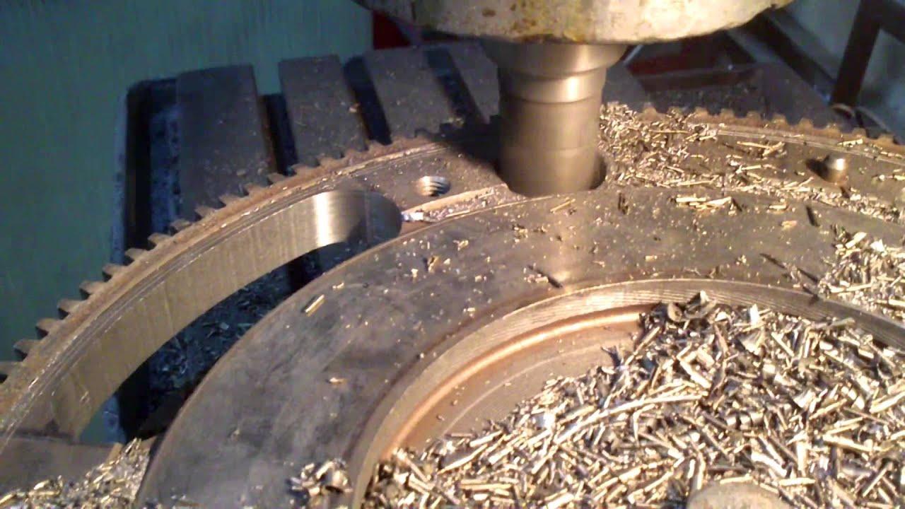 Облегчение маховика ваз2108  до 3.080 гр без потери прочности