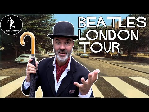 The Beatles London Tour - 50th Anniversary Of Abbey Road