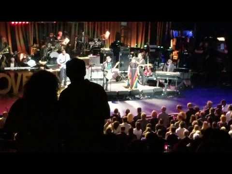 Keith Richards and Norah Jones .. Make No Mistake